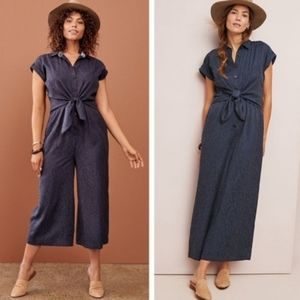 Anthropologie Jumpsuit Size 2